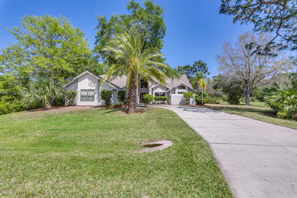 Houses With  Car Garage In Melbourne Fl